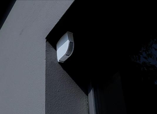 Rilevatore antintrusione finestra