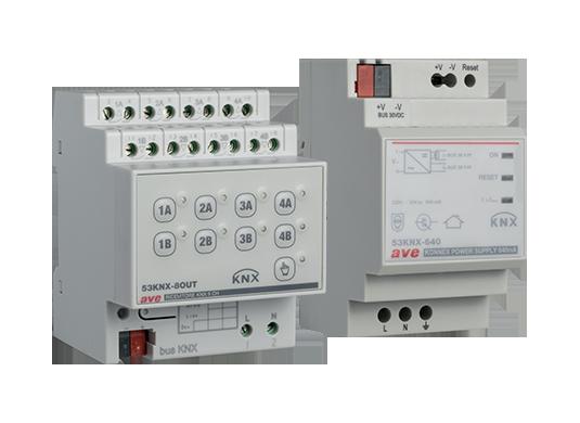 Moduli di sistema KNX - AVE